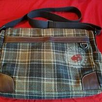 Fossil American Field Sports Society Satchel Messenger Shoulder Bag With Strap Photo