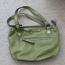 Fossil Avocado Green Handbag Photo