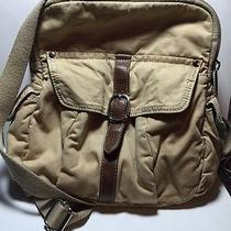 Fossil Backpack Bag Purse  Photo
