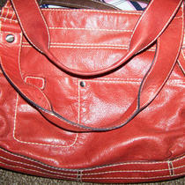 Fossil Bag Free Ship Lookpics Purse Shoulder Hand Bag Tote Nice Photo