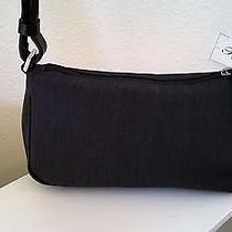 Fossil Bag Solid Color Shoulder Satchel Light Grey New Photo
