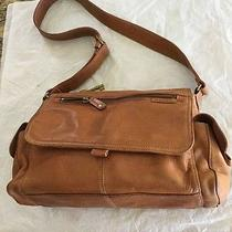 Fossil-Beautiful Brown Leather Medium Purse Photo