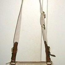 Fossil Beige Crossbody Bag Photo