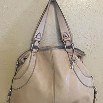 Fossil Beige Handbag Photo