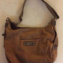 Fossil Beige Handbag Zb2112 Photo
