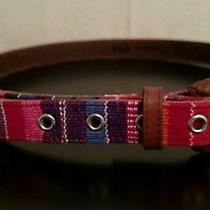 Fossil Belt Women's Size M New No Tag Photo