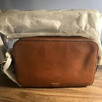 Fossil Billie Small Crossbody - Brown Photo