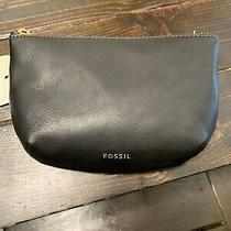Fossil Black Belt Bag Photo