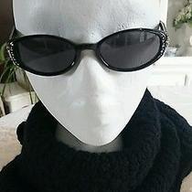 Fossil Black Dazzler Sunglasses Photo