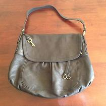Fossil Black Hobo Style Leather Bag Photo