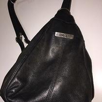 Fossil Black Leather Satchel Purse Bag Style Shb31251 Handbag Authentic Designer Photo