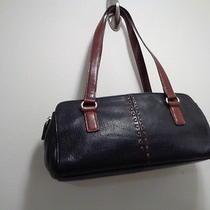 Fossil Black Shoulder Handbag Photo