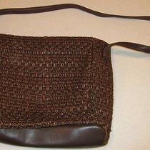 Fossil Brown Handbag Photo