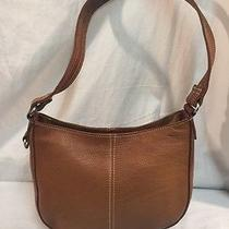 Fossil Brown Leather Purse Photo