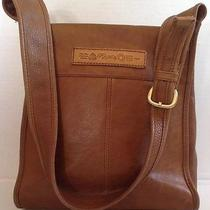 Fossil Brown Leather Shoulder Bag Photo