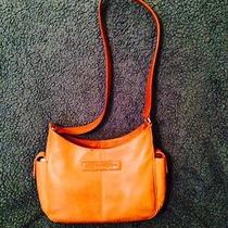 Fossil Brown Leather Shoulder Bag....great Purse Photo