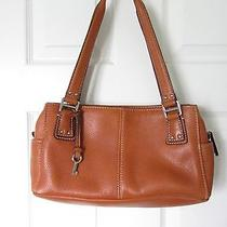 Fossil Brown Shoulder Bag Photo