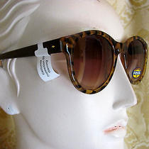 Fossil Brown Tortoiseshell Sunglasses Photo