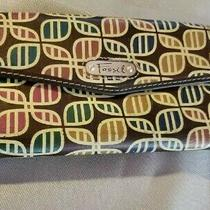 Fossil  Brown Trifold Women's Wallet Photo