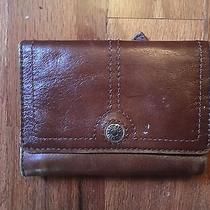 Fossil Brown Wallet in Leather Photo