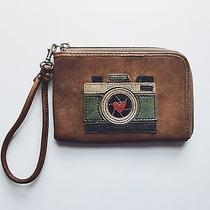 Fossil Camera Wristlet Wallet Photo