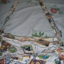 Fossil Canvas Vintage Hotel Shoulder and Crossbody Bag   Photo