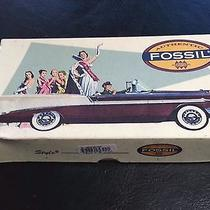 Fossil Cargo Flap Clutch Wallet   Box Only  Sl-08430206 Photo