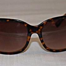Fossil - Cece Gradient Ladies Sunglasses - Ps4025 224 - Tortoise Photo