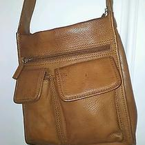 Fossil  Classic Shoulder Bag  Cognac Photo