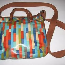 Fossil Cross Body and Tote Bag - Multi-Colored Photo