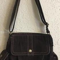 Fossil Cross Body Bag Photo