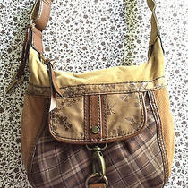 Fossil Cross Body Bag/purse Photo