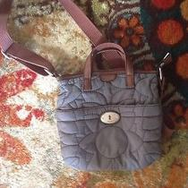 Fossil Cross Body Bag Purse Photo