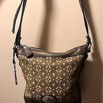 Fossil Crossbody Bag Brown Photo