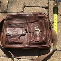 Fossil Crossbody Messenger Bag Photo