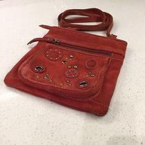 Fossil Crossbody Suede Leather 60 Photo
