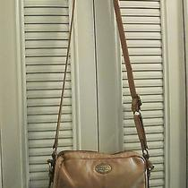 Fossil Crossover Leather Purse Photo