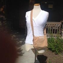 Fossil Easton Khaki Hobo Small Nwt  Free Ship Photo