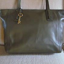 Fossil Emma Tote Photo