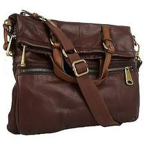 Fossil Explorer Tote/ Brown Photo