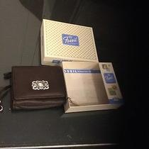 Fossil Expresso Wallet New in Box Photo