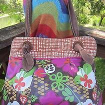 Fossil Felicity Floral Shopper Tote Bag No Usage Zb2508 Photo