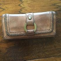 Fossil Fifty Four Leather Wallet Photo