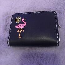 Fossil Flamingo Wallet Photo