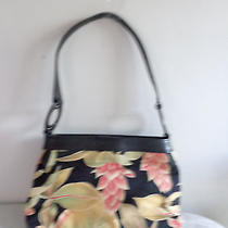 Fossil Floral Cloth  Small Handbag Photo