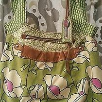 Fossil Floral Handbag Nwot Very Cute Photo