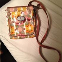 Fossil Floral Print Crossbody Photo