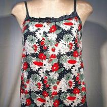 Fossil Floral Print Tank Top Photo