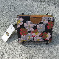 Fossil Floral Wallet New With Tag Photo