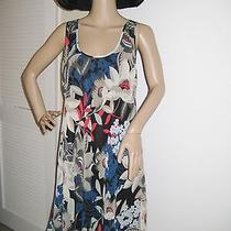 Fossil Flower Print Dress Photo